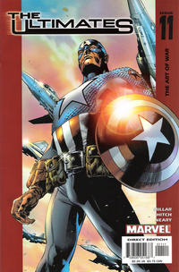 Cover Thumbnail for The Ultimates (Marvel, 2002 series) #11