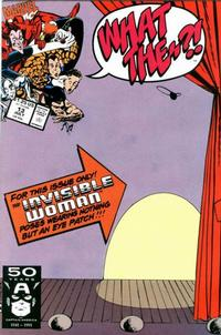 Cover Thumbnail for What The--?! (Marvel, 1988 series) #13