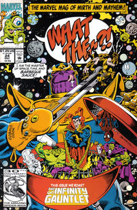 Cover Thumbnail for What The--?! (Marvel, 1988 series) #24
