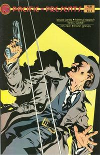 Cover Thumbnail for Pacific Presents (Pacific Comics, 1982 series) #4