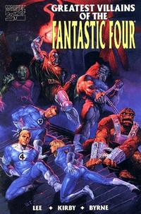 Cover Thumbnail for The Greatest Villains of the Fantastic Four (Marvel, 1995 series)