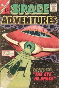 Cover Thumbnail for Space Adventures (Charlton, 1958 series) #58
