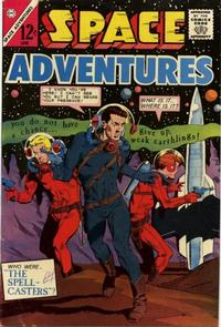 Cover Thumbnail for Space Adventures (Charlton, 1958 series) #57