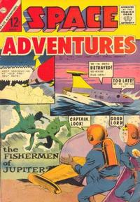 Cover Thumbnail for Space Adventures (Charlton, 1958 series) #56
