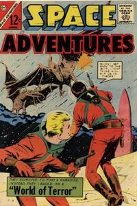 Cover Thumbnail for Space Adventures (Charlton, 1958 series) #55