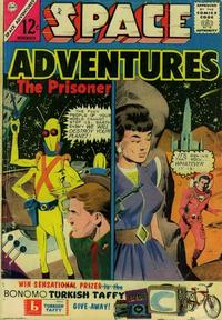 Cover Thumbnail for Space Adventures (Charlton, 1958 series) #54