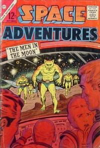Cover Thumbnail for Space Adventures (Charlton, 1958 series) #53