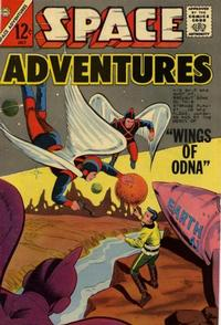 Cover Thumbnail for Space Adventures (Charlton, 1958 series) #52