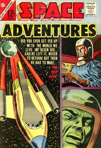 Cover Thumbnail for Space Adventures (Charlton, 1958 series) #50