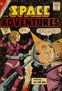 Cover Thumbnail for Space Adventures (Charlton, 1958 series) #49