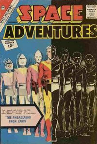 Cover Thumbnail for Space Adventures (Charlton, 1958 series) #48