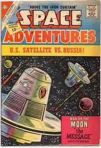 Cover Thumbnail for Space Adventures (Charlton, 1958 series) #46