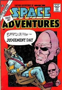 Cover Thumbnail for Space Adventures (Charlton, 1958 series) #45