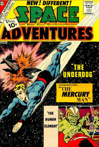 Cover Thumbnail for Space Adventures (Charlton, 1958 series) #44