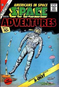 Cover Thumbnail for Space Adventures (Charlton, 1958 series) #43