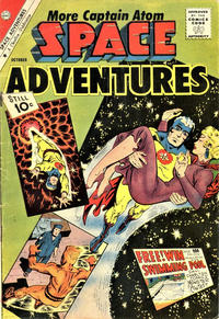Cover Thumbnail for Space Adventures (Charlton, 1958 series) #42