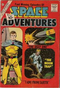 Cover Thumbnail for Space Adventures (Charlton, 1958 series) #41