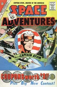 Cover Thumbnail for Space Adventures (Charlton, 1958 series) #40