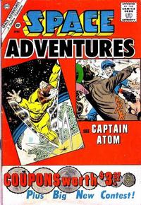 Cover Thumbnail for Space Adventures (Charlton, 1958 series) #39