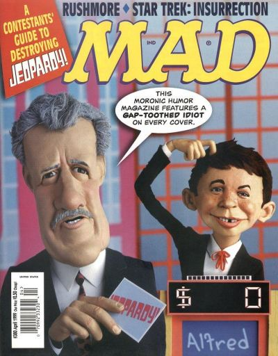 Cover for MAD (EC, 1952 series) #380
