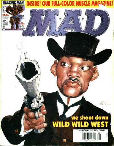 Cover for MAD (EC, 1952 series) #384