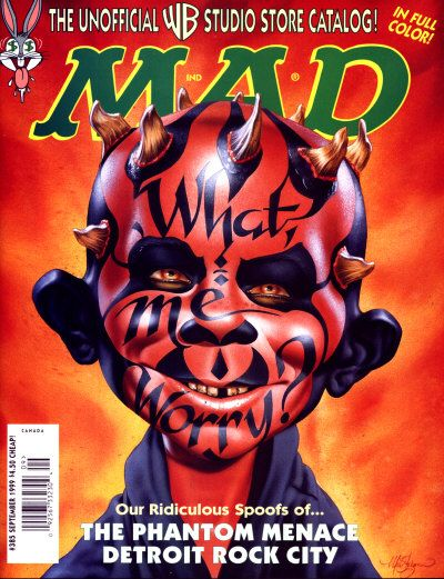 Cover for MAD (EC, 1952 series) #385