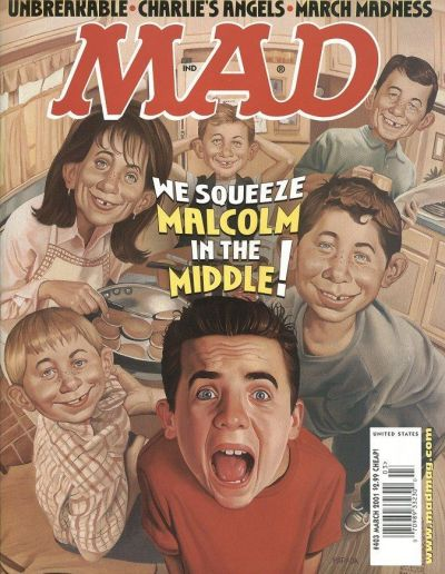 Cover for MAD (EC, 1952 series) #403