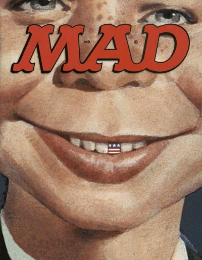 Cover for MAD (EC, 1952 series) #411