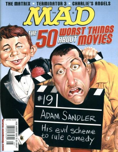 Cover for MAD (EC, 1952 series) #432