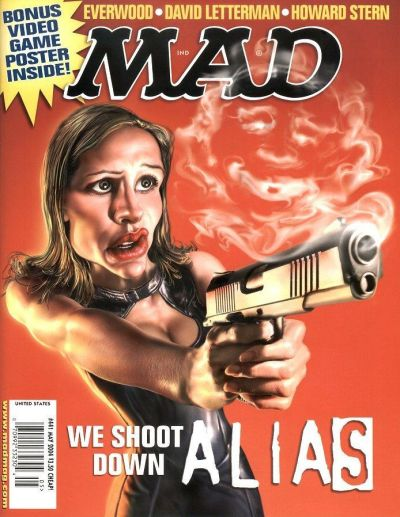 Cover for MAD (EC, 1952 series) #441