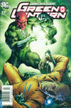 Cover for Green Lantern (DC, 2005 series) #17 [Newsstand]