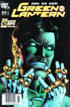 Cover for Green Lantern (DC, 2005 series) #23 [Newsstand]