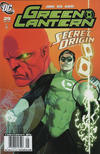 Cover Thumbnail for Green Lantern (2005 series) #29 [Newsstand]