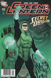 Cover Thumbnail for Green Lantern (2005 series) #31 [Newsstand]