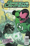 Cover Thumbnail for Green Lantern (2005 series) #32 [Newsstand]