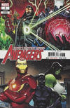Cover for Avengers (Marvel, 2018 series) #3 (693) [Third Printing]