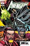 Cover for Avengers (Marvel, 2018 series) #1 (691) [Fourth Printing - Ed McGuinness]