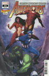 Cover Thumbnail for Avengers (2018 series) #33 (733) [Spider-Woman Variant]