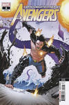 Cover for Avengers (Marvel, 2018 series) #8 (698) [Second Printing - David Marquez]