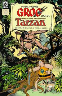 Cover Thumbnail for Groo Meets Tarzan (Dark Horse, 2021 series) #1