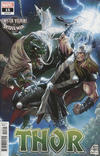 Cover Thumbnail for Thor (2020 series) #15 (741) [Tony S Daniel Spider-Man Villains Cover]