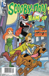 Cover for Scooby-Doo Team-Up (DC, 2014 series) #12 [Newsstand]