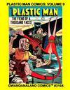 Cover for Gwandanaland Comics (Gwandanaland Comics, 2016 series) #3164 - Plastic Man Comics: Volume 9
