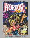 "Cover for Gwandanaland Comics (Gwandanaland Comics, 2016 series) #3160 - Eerie's ""Horror Tales"": Volume 6"