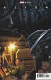 Cover for Alien (Marvel, 2021 series) #5 [Salvador Larroca Cover]