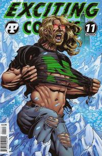 Cover Thumbnail for Exciting Comics (Antarctic Press, 2019 series) #11 (80)