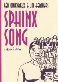 Cover Thumbnail for Sphinx song (L'Association, 2013 series)