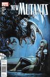 Cover Thumbnail for New Mutants (2009 series) #28 [Newsstand]