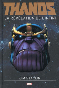 Cover Thumbnail for Thanos : la révélation de l'infini (Panini France, 2015 series)