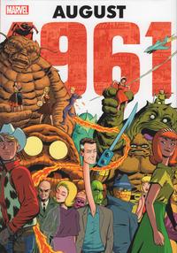 Cover Thumbnail for Marvel August 1961 Omnibus (Marvel, 2021 series)